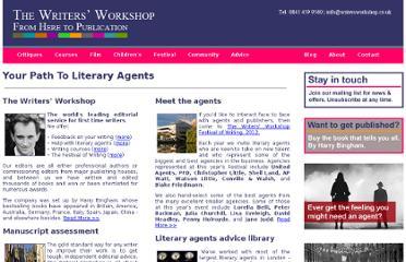 Writers' Workshop UK | Aspiring Novelists Predict A Tough