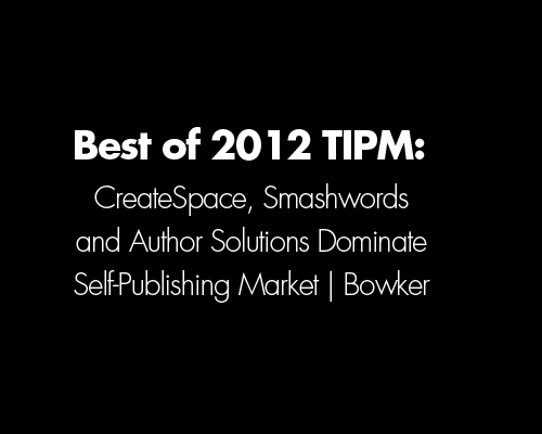book publishing market report 2012