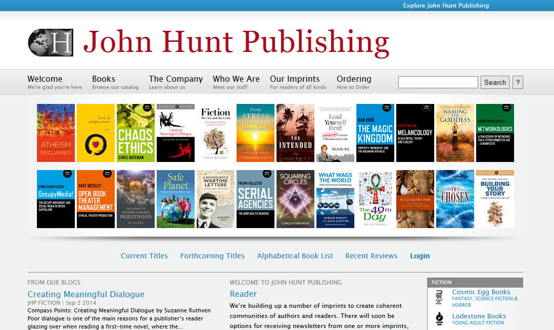 John Hunt Publishing