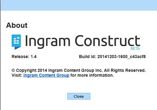 Ingram Construct 2
