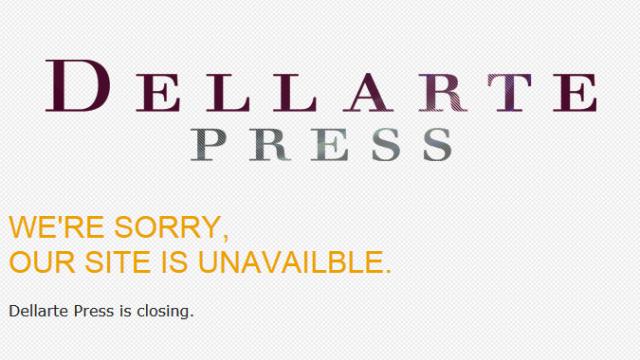 DellArte Press Closing