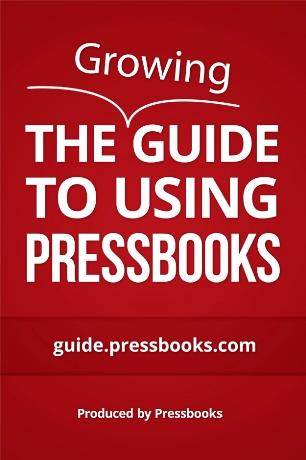 PressBooks Guide x
