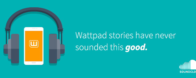 Wattpad SoundCloud